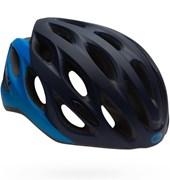 Capacete Bike Bell Draft Azul Fosco
