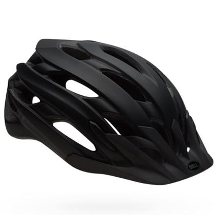 Capacete Bike Bell Event XC Preto Fosco