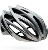 Capacete Bike Bell Gage Mips Prata e Branco