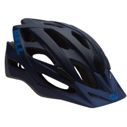 Capacete Bike Bell Slant Azul Fosco