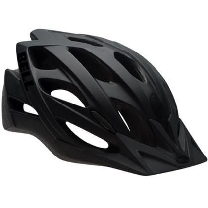 Capacete Bike Bell Slant Preto Fosco