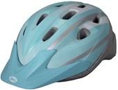 Capacete Bike Bell Thalia Verde e Branco