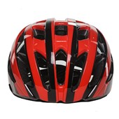 Capacete Bike Brave 352 Vermelho e Preto