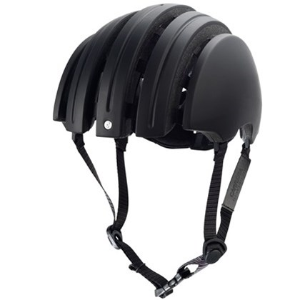 Capacete Bike Brooks Carrera JB Classic Preto