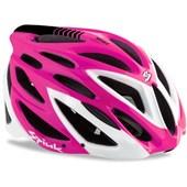 Capacete Bike Feminino Spiuk Zirion 2016 Rosa Branco
