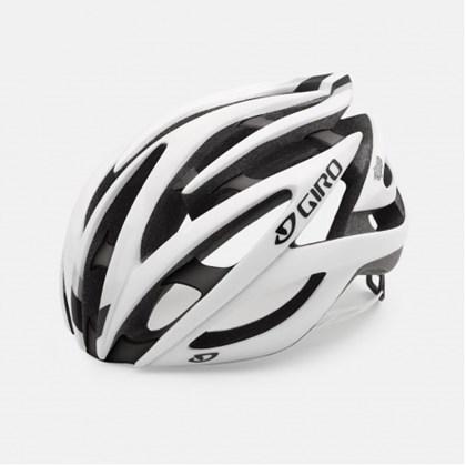 Capacete Bike Giro Atmos II Branco Fosco e Preto