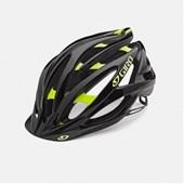 Capacete Bike Giro Fathom Preto e Neon