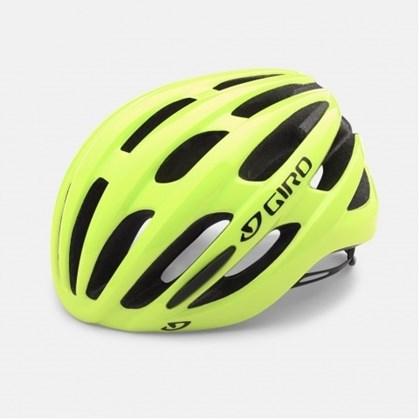 Capacete Bike Giro Foray Neon