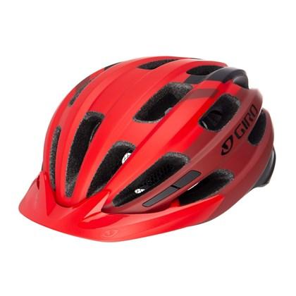Capacete Bike Giro Register Vermelho Fosco