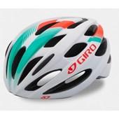 Capacete Bike Giro Trinity Branco e Verde