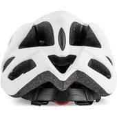 Capacete Bike High One Revo Branco Fosco