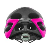 Capacete Bike High One Volcano Cinza e Rosa