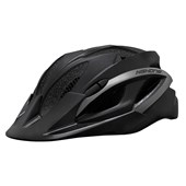 Capacete Bike High One Win Preto e Cinza