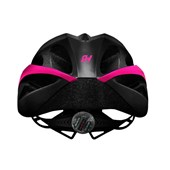 Capacete Bike High One Win Preto e Rosa