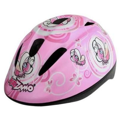 Capacete Bike Infantil Abelha Rosa