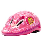 Capacete Bike Infantil Absolute Shake Princesa Rosa