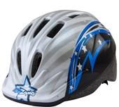 Capacete Bike Infantil Estrela Azul