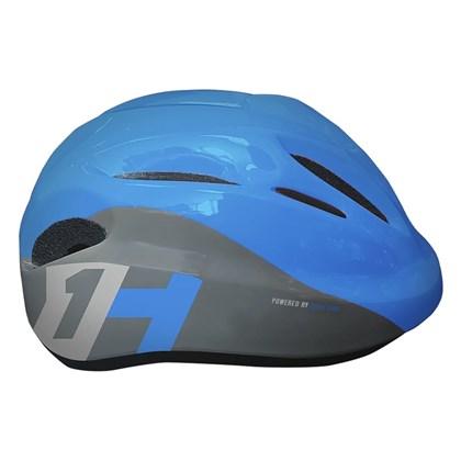 Capacete Bike Infantil High One Piccolo New Azul