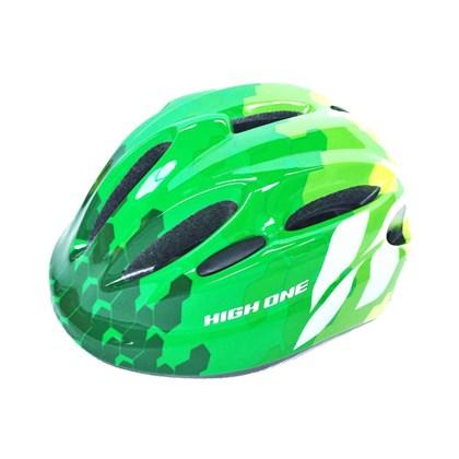 Capacete Bike Infantil High One Piccolo Verde