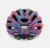 Capacete Bike Juvenil Giro Hale Rosa