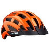 Capacete Bike Lazer Compact Laranja