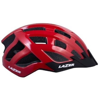 Capacete Bike Lazer Compact Vermelho