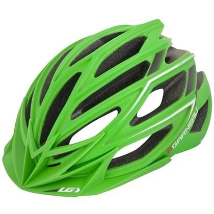 Capacete Bike Louis Garneau Edge Verde