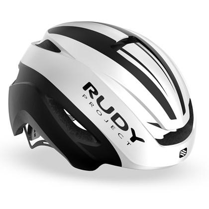 Capacete Bike Rudy Project Volantis Branco e Preto