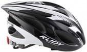 Capacete Bike Rudy Project Zumax Preto Branco