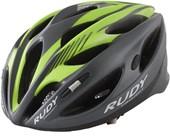 Capacete Bike Rudy Project Zumax Verde Cinza