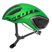 Capacete Bike Scott Cadence Plus Verde Fosco e Preto