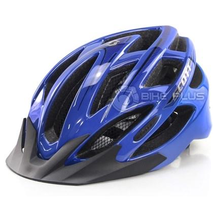 Capacete Bike Scott Watu Azul