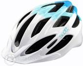 Capacete Bike Scott Watu Branco e Azul
