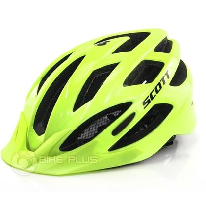 Capacete Bike Scott Watu Neon