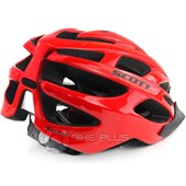 Capacete Bike Scott Watu Vermelho