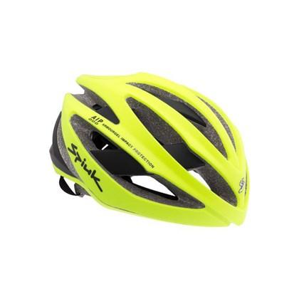 Capacete Bike Spiuk Adante Neon Fosco