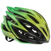 Capacete Bike Spiuk Dharma Amarelo e Verde