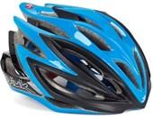 Capacete Bike Spiuk Dharma Azul e Preto Fosco