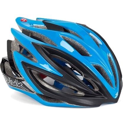Capacete Bike Spiuk Dharma Azul Preto