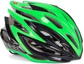 Capacete Bike Spiuk Dharma Preto Verde