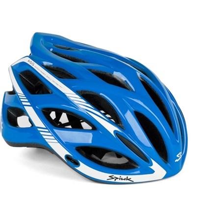 Capacete Bike Spiuk Keilan Azul Branco