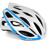Capacete Bike Spiuk Keilan Branco Azul