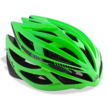 Capacete Bike Spiuk Nexion 2016 Verde Preto