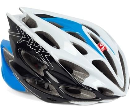 Capacete Bike Spiuk Nexion Azul Preto