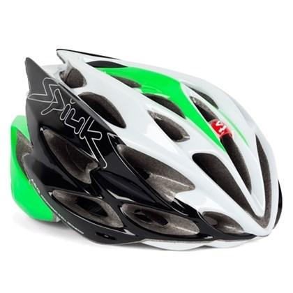 Capacete Bike Spiuk Nexion Preto Verde