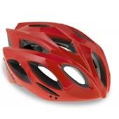 Capacete Bike Spiuk Rhombus Vermelho