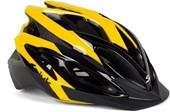 Capacete Bike Spiuk Tamera Amarelo Preto