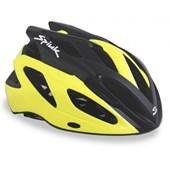 Capacete Bike Spiuk Tamera Lite Amarelo e Preto