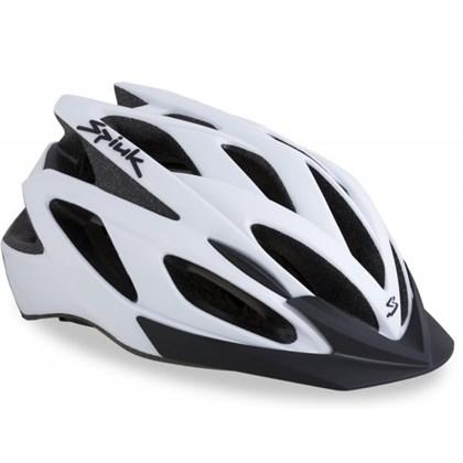 Capacete Bike Spiuk Tamera Lite Branco