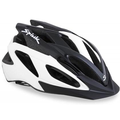 Capacete Bike Spiuk Tamera Lite Branco e Preto